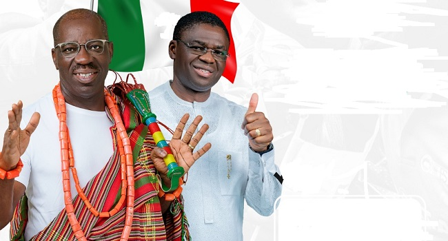 INEC Officially Declares   Godwin Obaseki Winner of Edo State Governorship Election