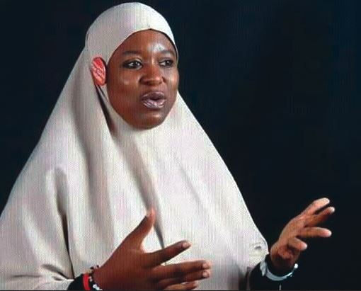 Aisha Yesufu Cries Out