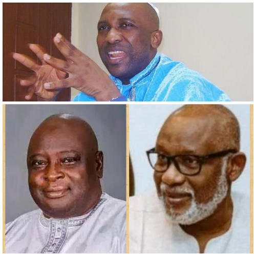 Primate Ayodele Prophecy on APC losing Ondo Fails As INEC Declares Oluwarotimi Akeredolu Winner of Ondo Election