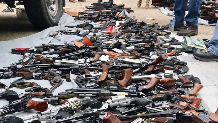 Cross River State Police Command Shuts Down illegal Arms Factory In Calabar Suburb