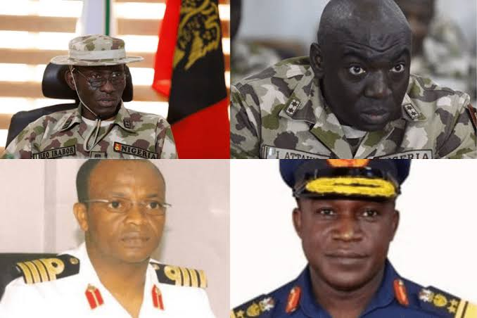 Nigerian Service Chiefs and Their Biography( Major General Leo Irabor )