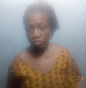 Landlady's Daughter Arrested for Allegedly Beating 49-year-old Male Tenant to Death in Lagos (photo)