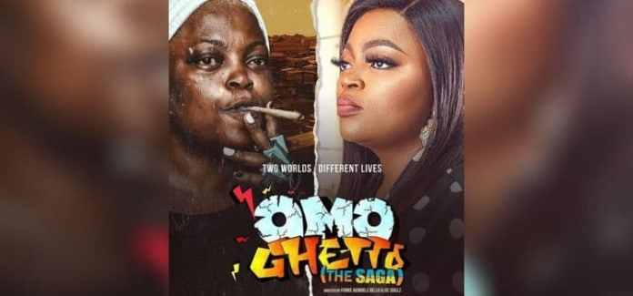 "Omo Ghetto' ""The Saga"" Breaks Nollywood box office record with over N500m revenue"