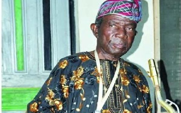 Pa Chris Ajilo, Veteran musician is dead