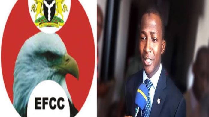 BREAKING: Buhari appoints Abdulrasheed Bawa as EFCC boss