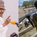 Shoot On Sight Anyone with AK-47, Buhari Tells Security Force