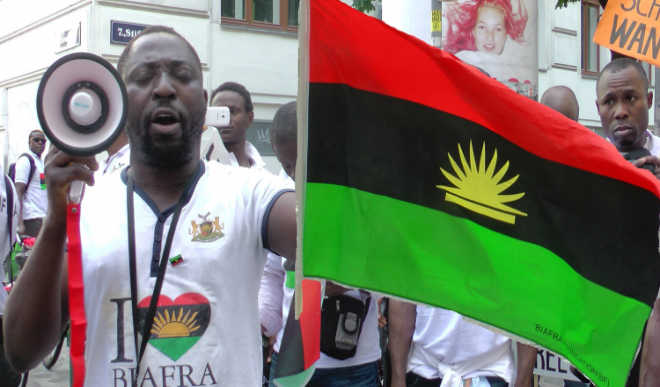 MASSOB Discloses Those Behind Police And Correctional Centre Attacks In Imo
