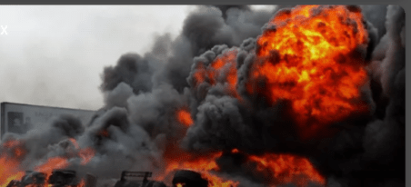 Barely 48 Hours After Chief of Army Staff Died in Plane Crash, Another Tragedy Befalls Nigeria