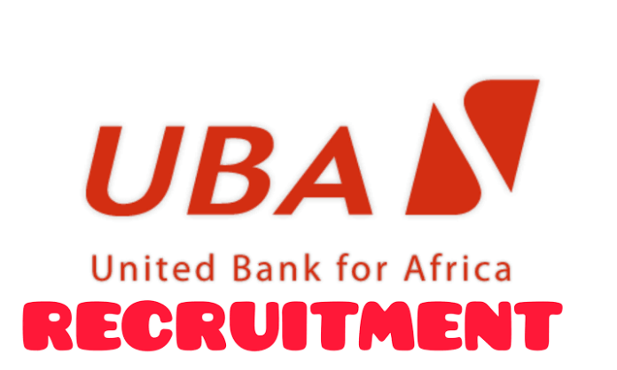 Nationwide Massive Recruitment for Relationship Officers at United Bank for Africa Plc (UBA)