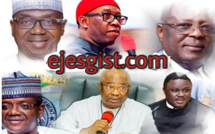 Governors who sacked appointees