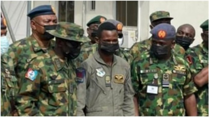 Breaking : Chief of Defence Staff General Lucky Irabor Confirms Military Plane Crash , Pilot Rescued