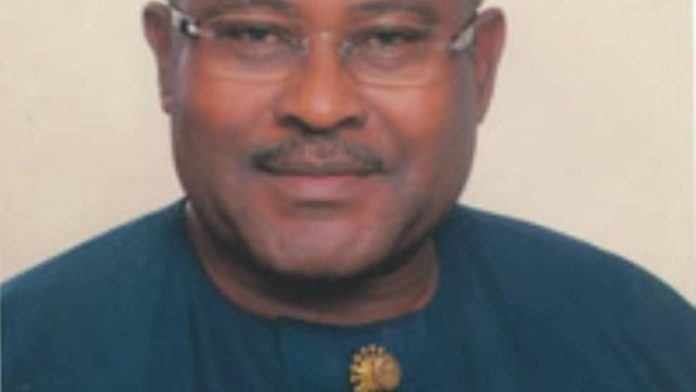ANTHONY UKPO, FORMER MILITARY GOVERNOR OF RIVERS IS DEAD,
