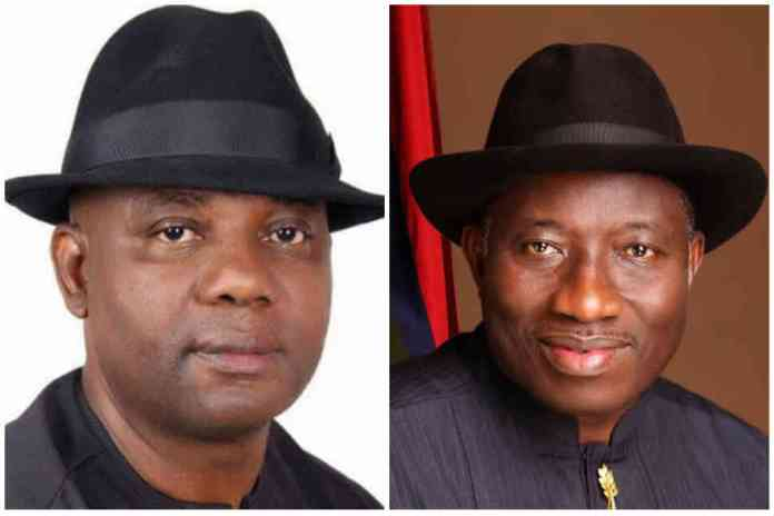 APC Chieftain Goes Spiritual, Reveals What He Will Do To Goodluck Jonathan If He Joins APC