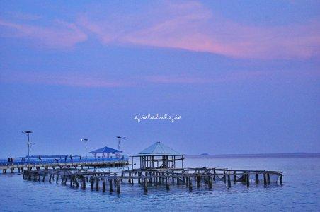 Senja di Jembatan Cinta (doc pribadi)