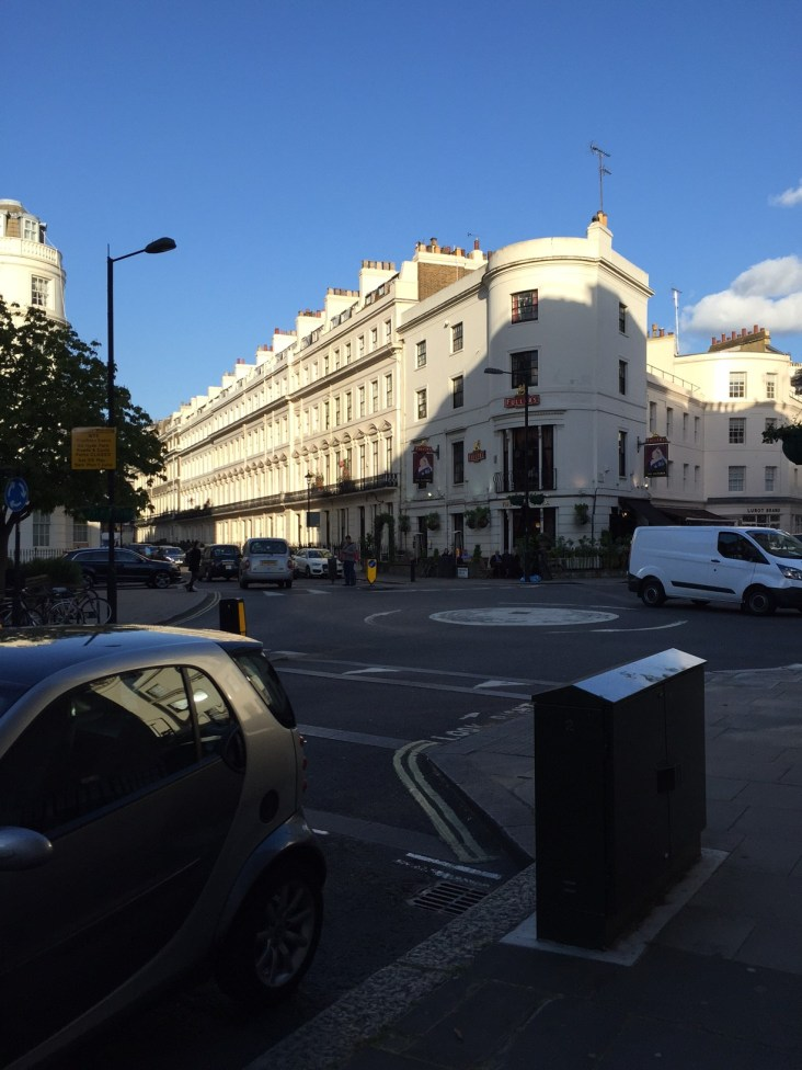 London, Paddington