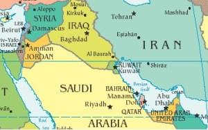 Iran saudi arabia syria