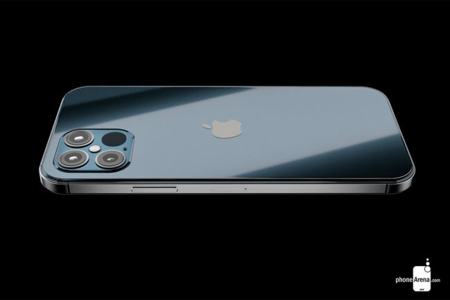 Another 3D image of the possible iPhone 12 Pro