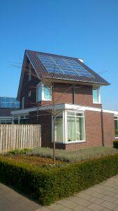 EJOP Schoonmaak zonnepanelen reinigen schoonmaken