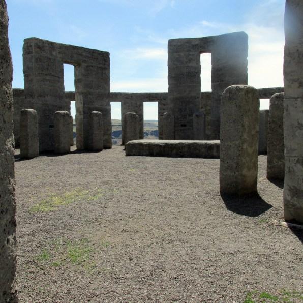 Maryhill Stonehenge.