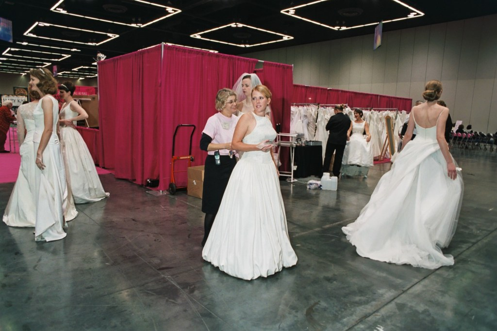 Portland Wedding Show and Bridal Show Attendees and Bridal Show Shoppers