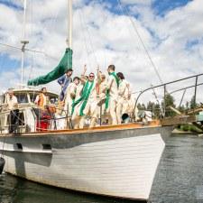 Baraat for Indian Wedding in Lake Oswego, Oregon