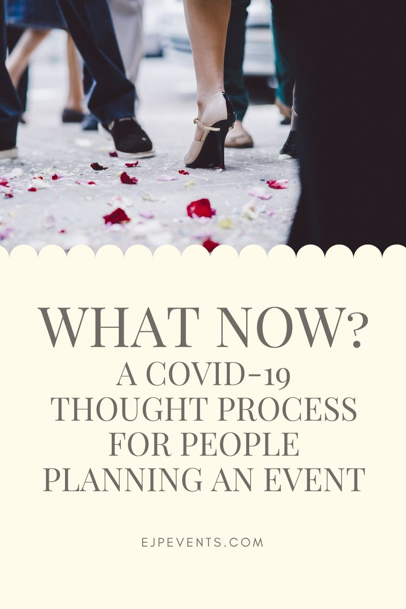 what to do if covid-19 affects your event