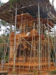 Reconstruction efforts