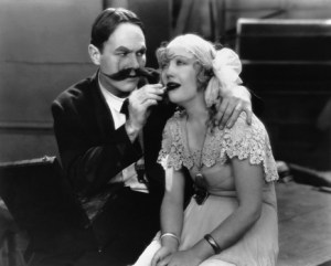 SHOW PEOPLE, from left, William Haines, Marion Davies, 1928