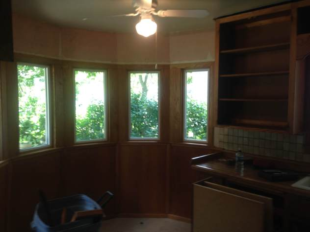 Dining Remodel