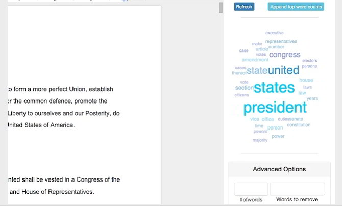 complemento docs wordcloud