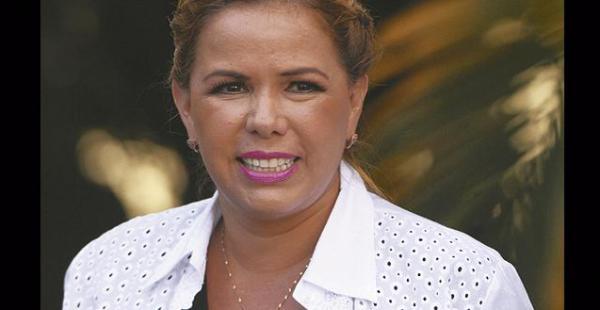 Angélica Sosa, presidenta del Concejo, respondió a EL DEBER