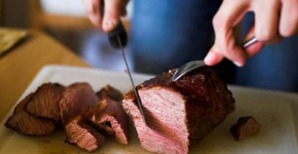 Estudios en Viena sugieren comer menos carne para ayudar a la preservación de los bosques.