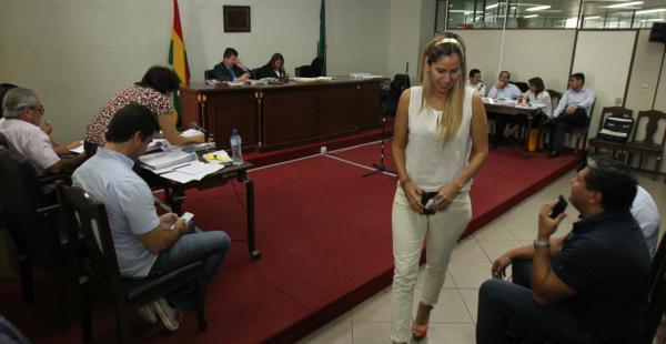 Disidente en el juicio oral
