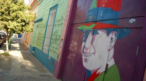 Este pasaje se puede encontrar en la calle Zelaya, entre Jean Jaures y Agüero.