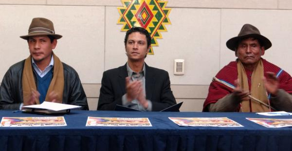 El ministro Marko Machicao confirma que la fundación cultural pasará a tuición del ministerio