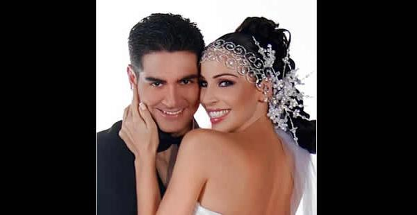 Carla Morón y Pedro Gantier