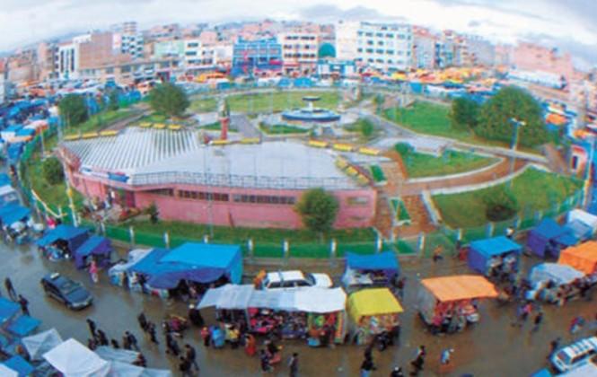 Libro publicado en EEUU explora la habilidad productiva y comercial de los aymaras bolivianos