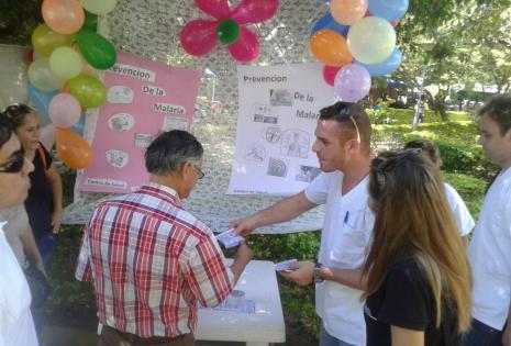 El Sedes realizó este domingo una feria en el municipio de El Torno