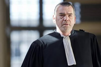 Frank Berton, el abogado penalista que defenderá al terrorista Salah Abdeslam. / AFP