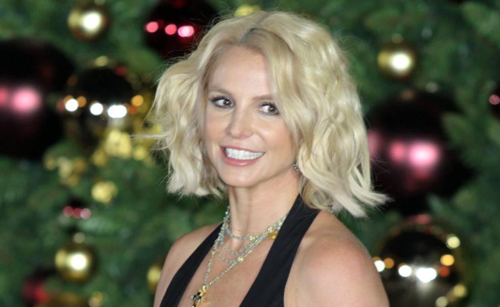 Britney Spears a finales de 2015.