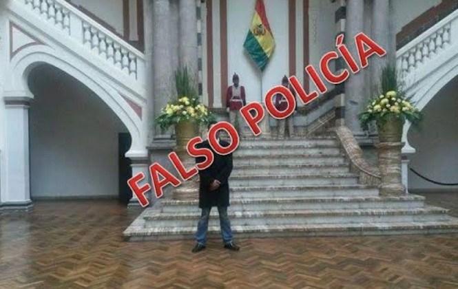 """Romero identifica a un """"falso policía"""" como """"infiltrado"""" en movilización de discapacitados"""