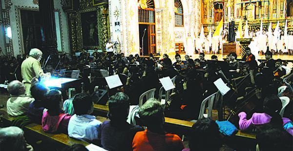 San Ignacio de Loyola ha sido venerado tanto en las Misiones jesuíticas como en La Plata (hoy Sucre)