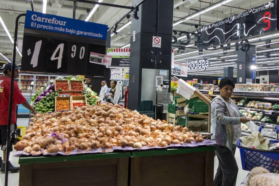 La nueva etapa de precios cuidados incluyen alimentos frescos.