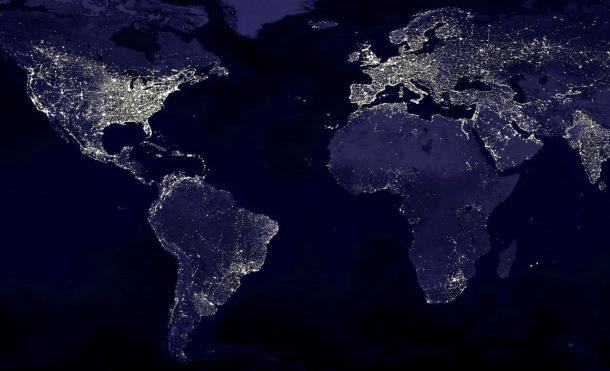 Estos mapas cambiarán por completo tu perspectiva del mundo