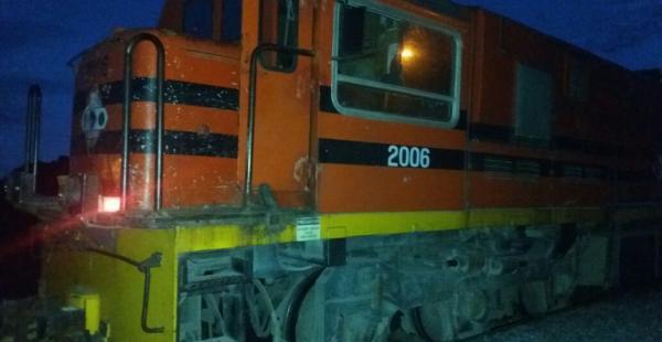 Una persona falleció en Chochís luego de que fue atropellada por el tren