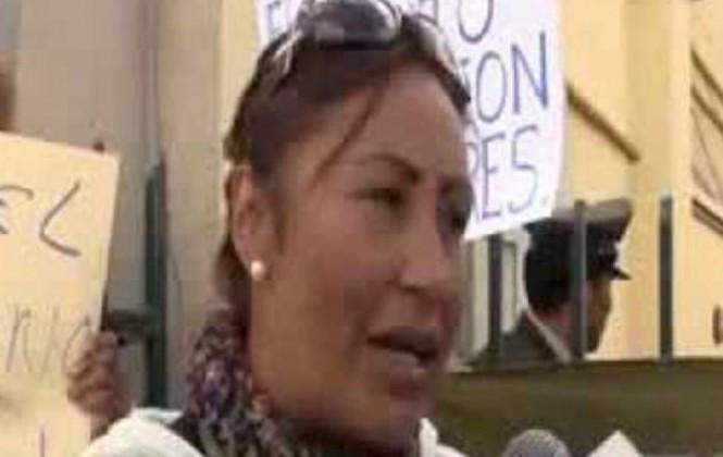 Guadalupe Cárdenas afirma que el Gobierno le inicio 16 procesos judiciales