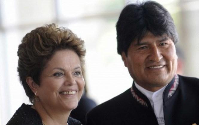 Evo Morales condena el
