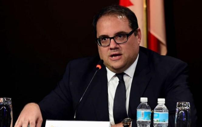 Víctor Montagliani es designado como el nuevo presidente de la Concacaf