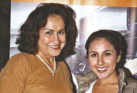 Contentas. Sandra Cruz y Romina Heredia Conversando