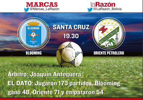 Blooming vs. Oriente